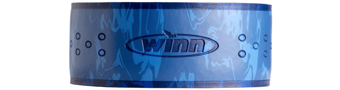 NEW Winnwinn Fishing 96 Inch Overwrap with Tuna Blue Fishing Rod Wrap  OWT11-BL